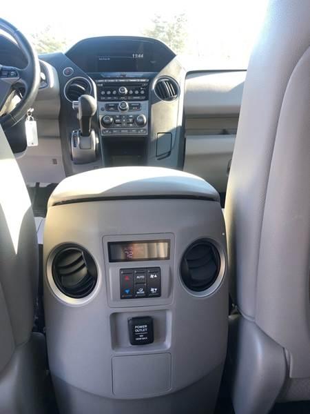 Honda Pilot 2014 price $12,995