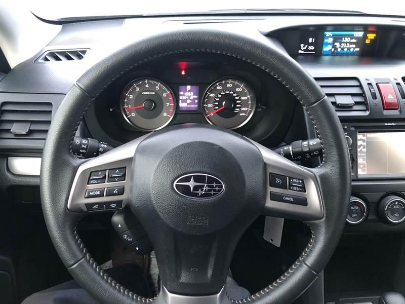 Subaru Forester 2015 price $11,495