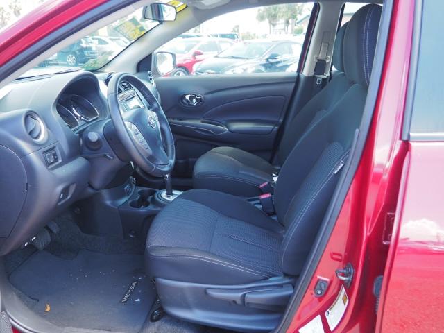Nissan Versa 2018 price $9,732
