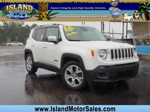 Jeep Renegade 2015 price $16,280