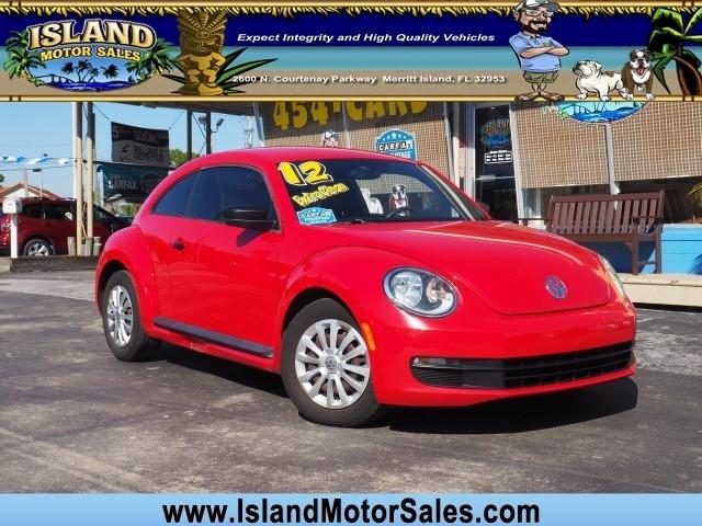 Volkswagen Beetle 2012 price $6,283
