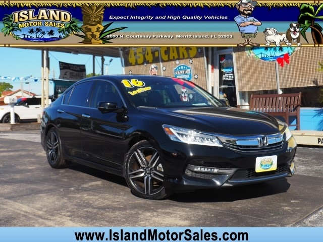 Honda Accord 2016 price $15,988