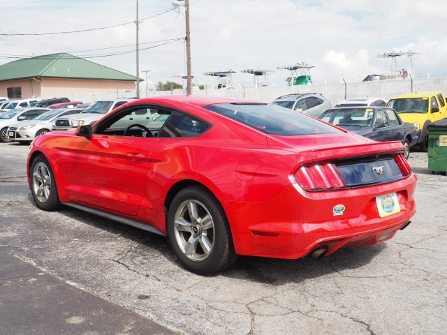Ford Mustang 2015 price $15,743