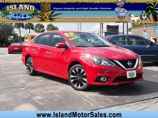 Nissan Sentra 2017 price $13,977