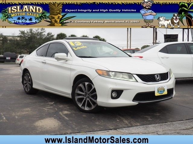 Honda Accord Coupe 2013 price $10,688