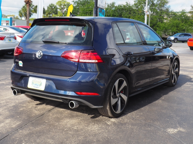 Volkswagen Golf GTI 2018 price $18,977