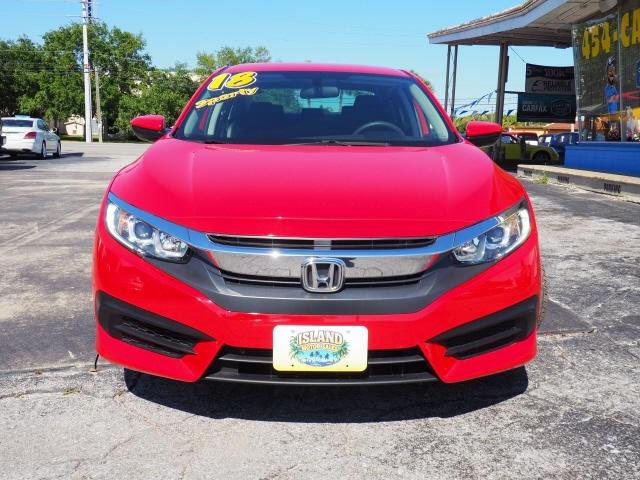 Honda Civic 2018 price $14,988