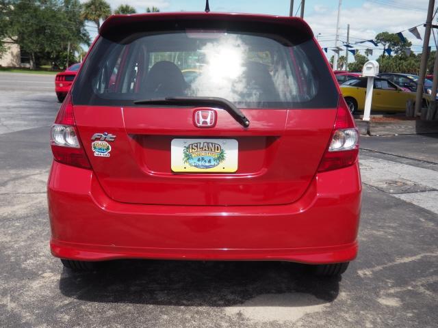 Honda Fit 2007 price $5,095