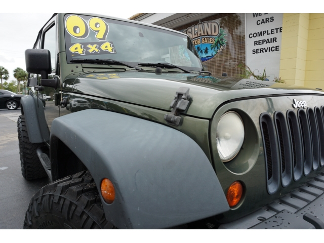 Jeep Wrangler 2009 price $15,365