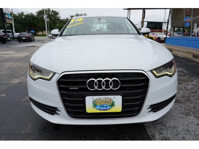 Audi A6 2014 price $14,393