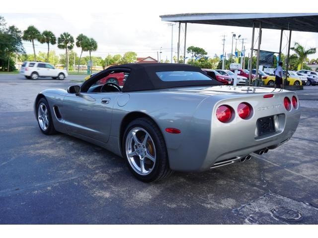 Chevrolet Corvette 2002 price $17,985