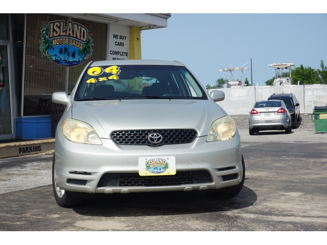 Toyota Matrix 2004 price Call for Pricing.