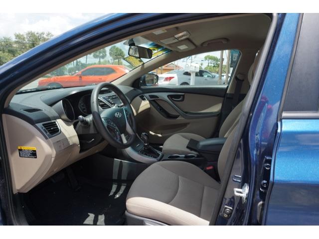 Hyundai Elantra 2015 price $8,220