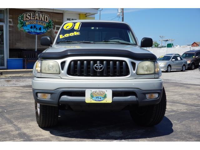 Toyota Tacoma 2001 price $11,996