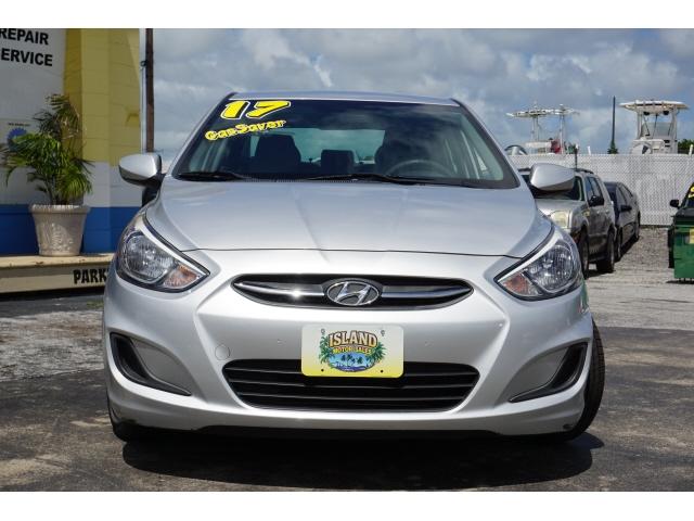 Hyundai Accent 2017 price $8,250