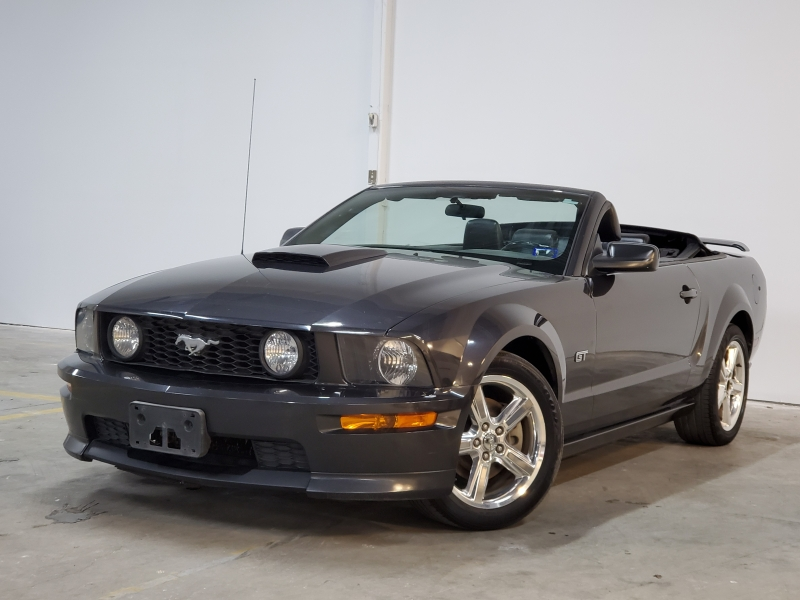 Ford Mustang 2007 price $7,997
