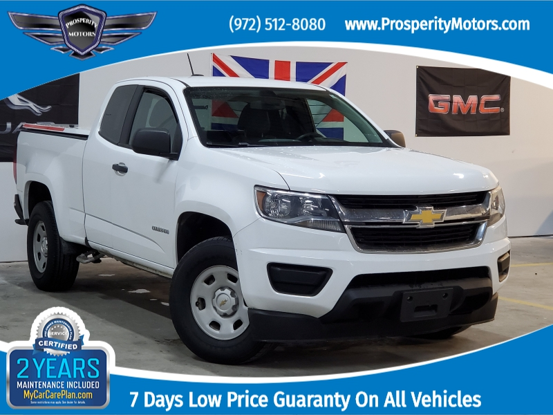 Chevrolet Colorado 2016 price $12,997