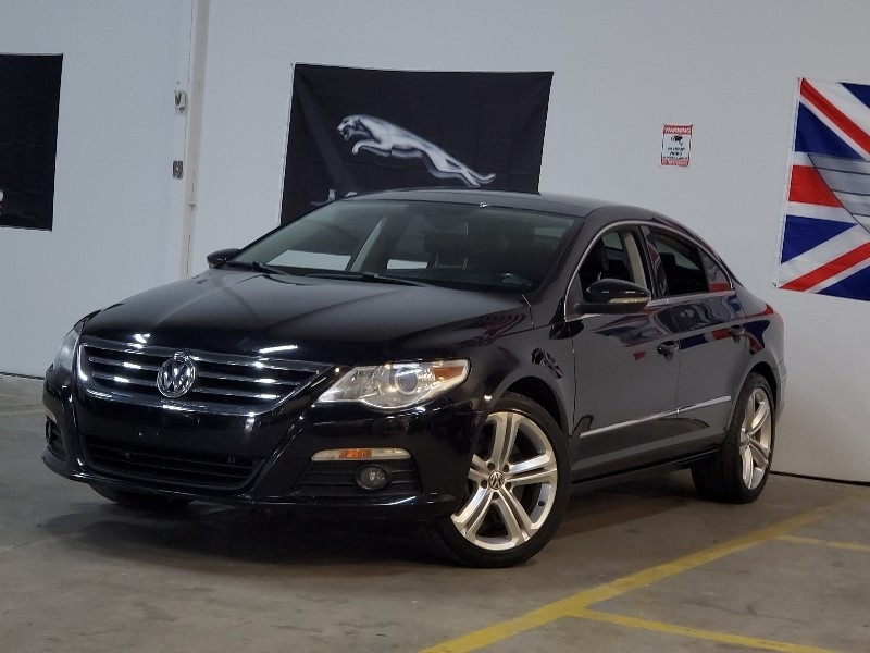 Volkswagen CC w/ Navigation, Backup Sensors And Sunroof 2009 price $7,997