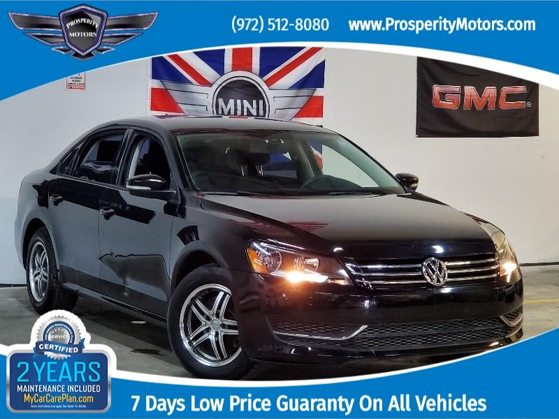 Volkswagen Passat 2014 price $5,997