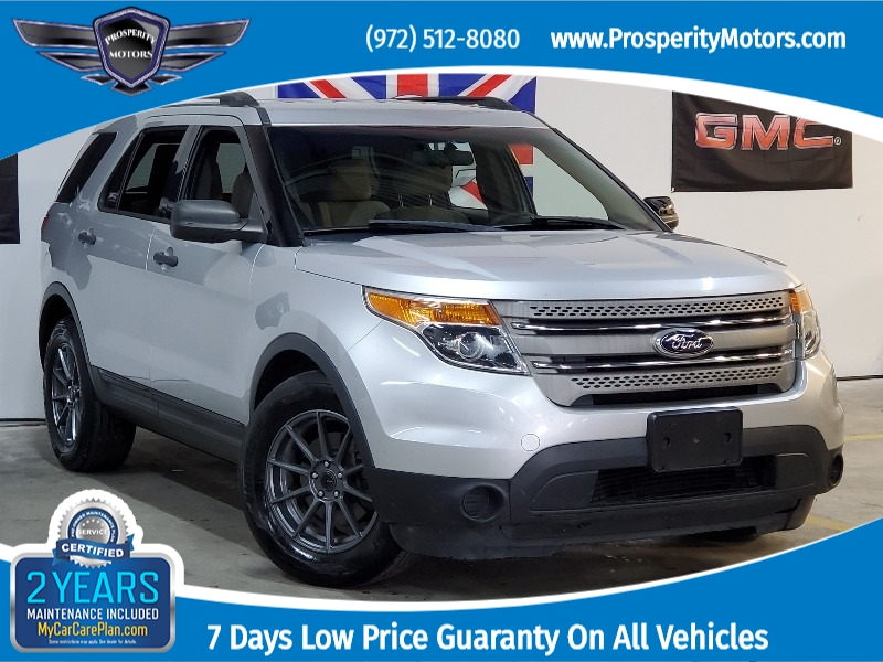 Ford Explorer 2013 price $9,997
