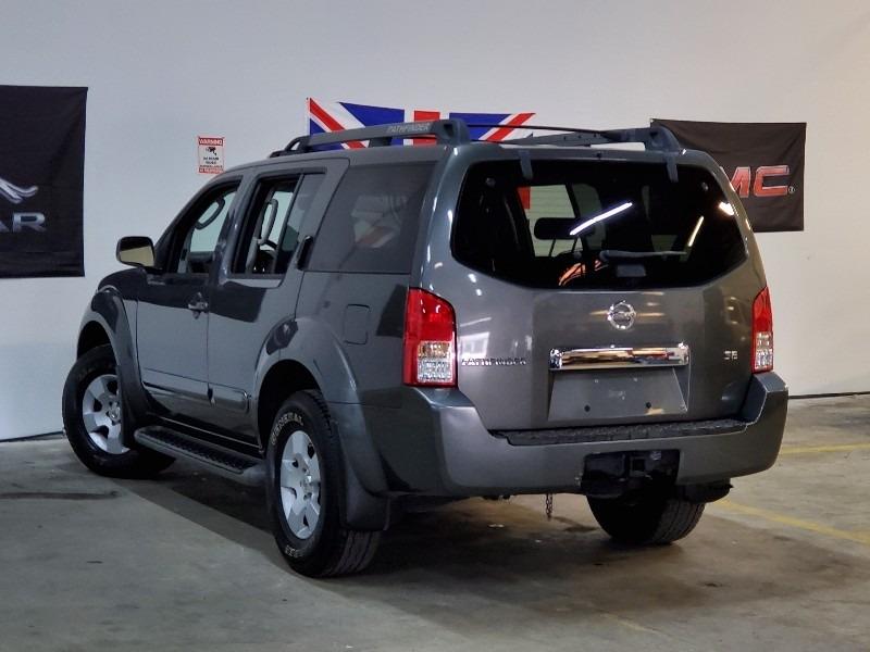 Nissan Pathfinder 2007 price $6,497