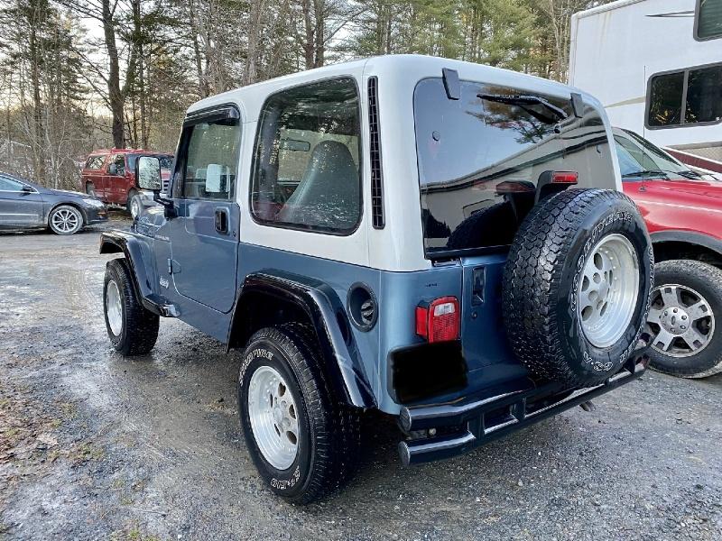 Jeep Wrangler 1998 price $6,000