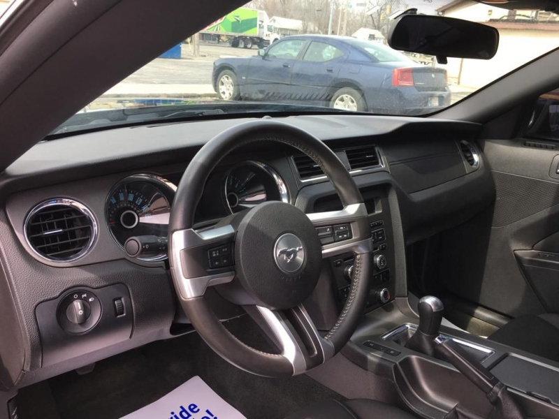 FORD MUSTANG 2014 price $11,495