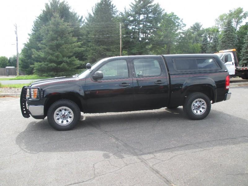 2010 gmc sierra 1500 4wd crew cab 143 5 work truck inventory advantage auto auto. Black Bedroom Furniture Sets. Home Design Ideas