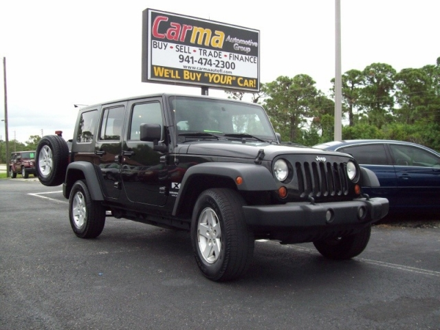 2008 JEEP WRANGLER UNLIMI