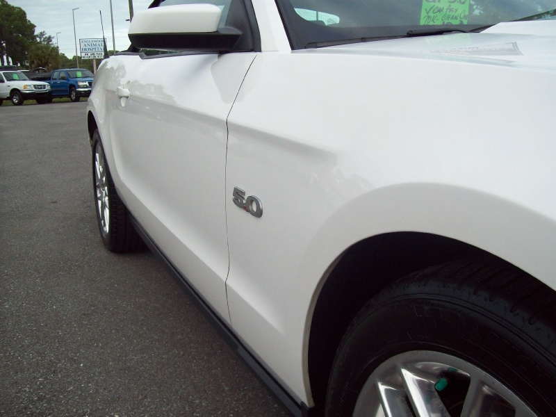 FORD MUSTANG 2012 price $16,990