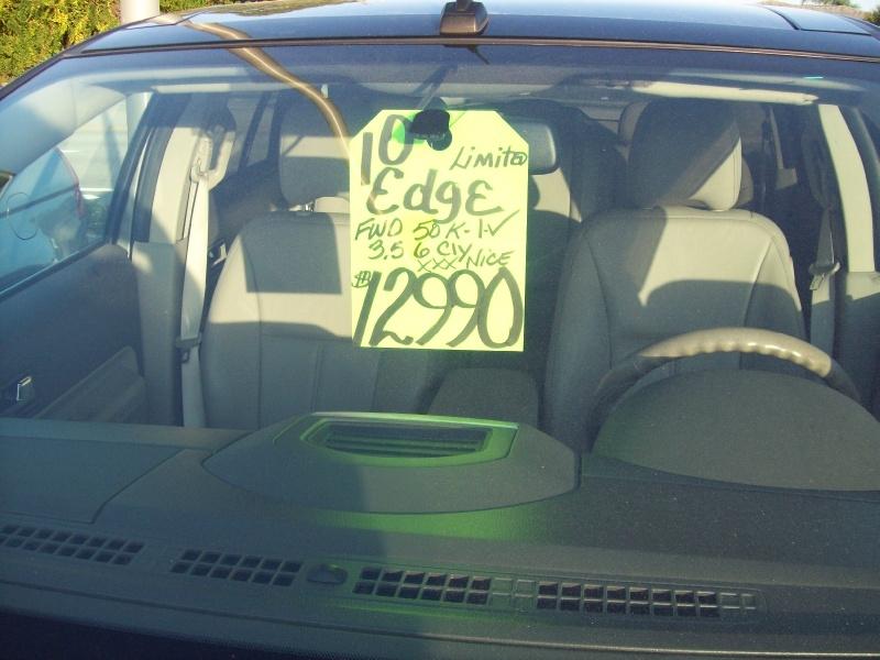 FORD EDGE 2010 price $12,490