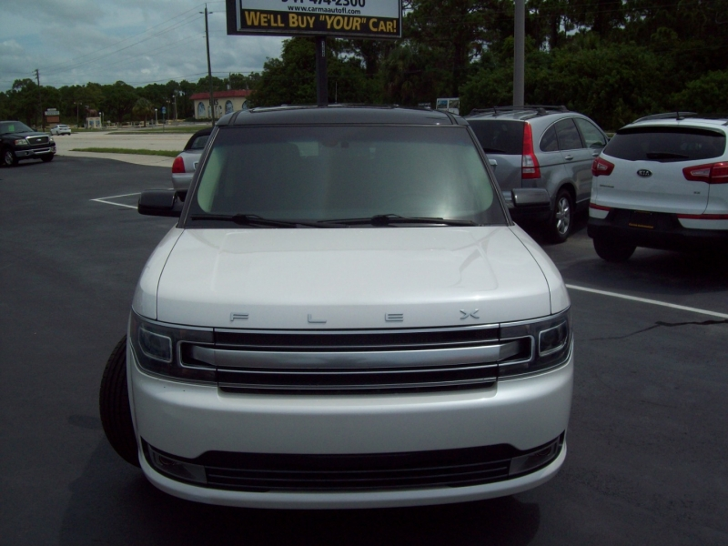 FORD FLEX 2015 price $16,990