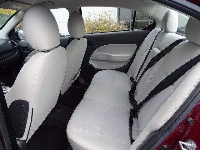 Mitsubishi Mirage G4 2018 price $14,990