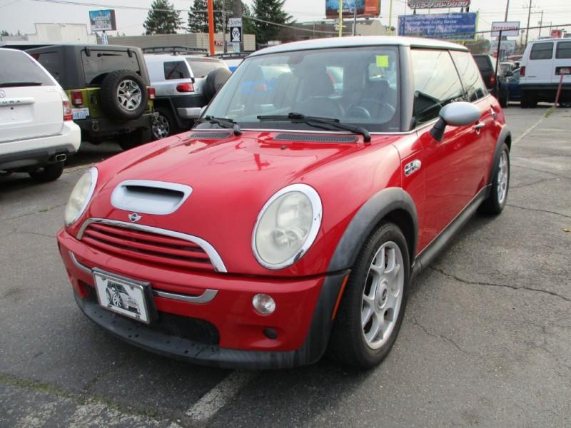 2006 Mini Cooper S Direct Auto Sales Auto Dealership In Seattle