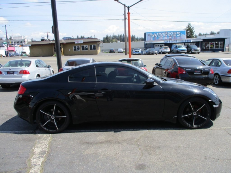 INFINITI G35 2004 price $6,999