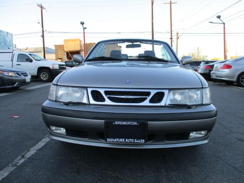 SAAB 9-3 2002 price $5,500