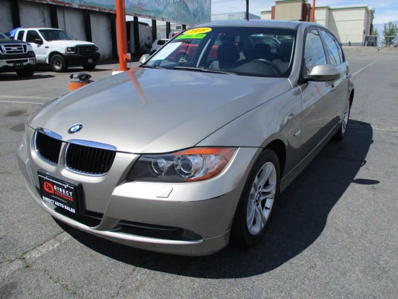BMW 328 XI 2008 price $6,999