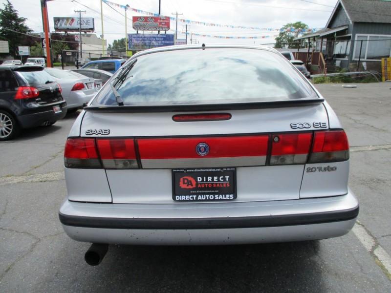 SAAB 900 1998 price $2,995