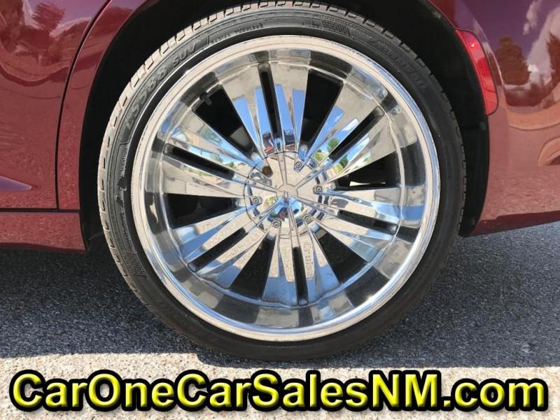 Chrysler 300 2015 price $14,995