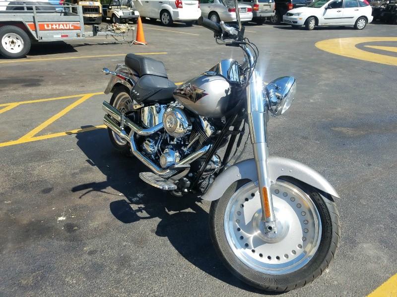 Harley-Davidson Fatboy 2007 price $9,995