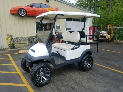 Other Makes Club Car 2012
