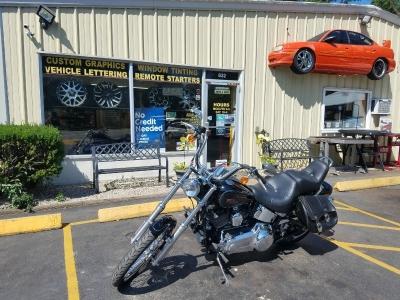 Harley-Davidson Softail 2008