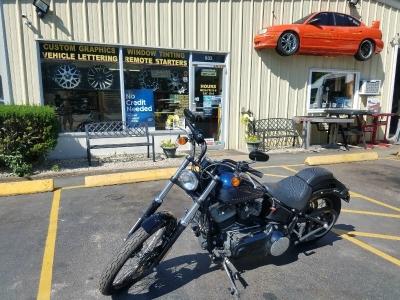 Harley-Davidson Blackline 2012