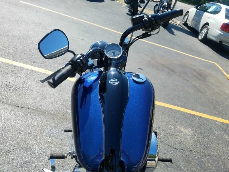 Harley-Davidson Blackline 2012 price $11,995