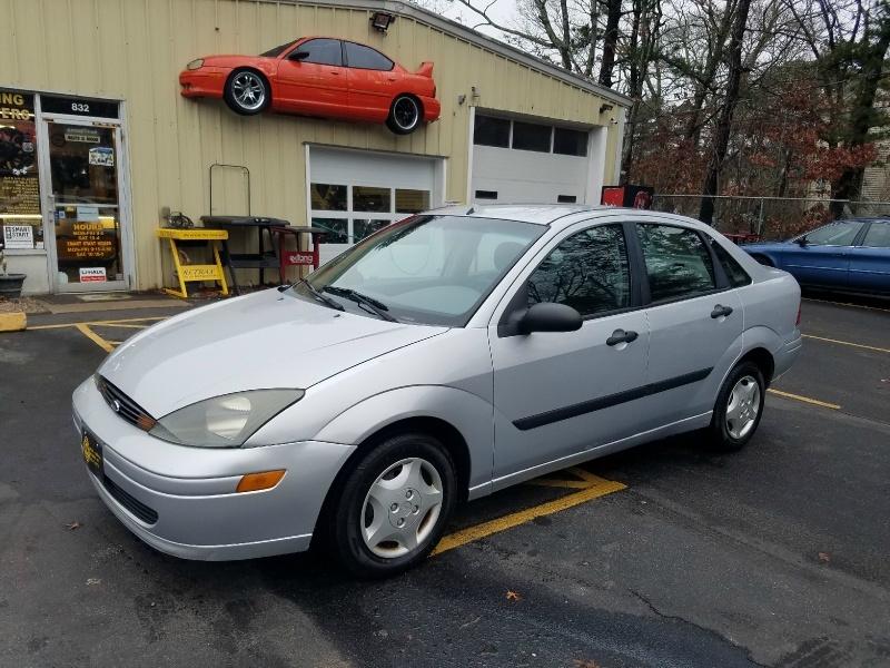 Cheap Car Tires >> 2004 Ford Focus 4dr Sdn Lx