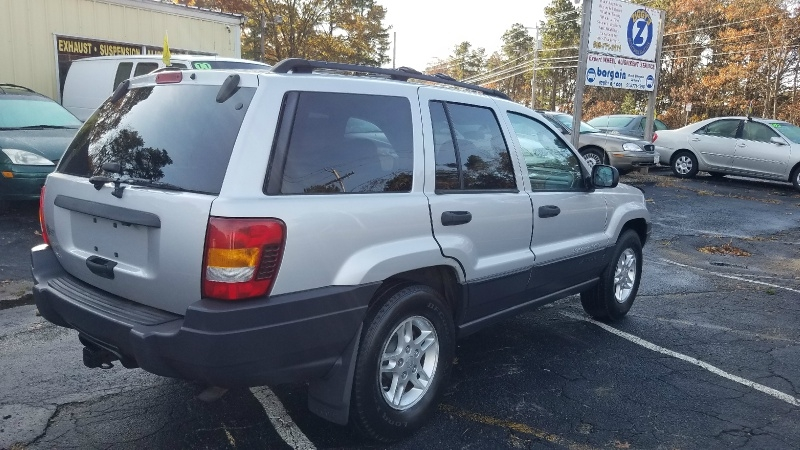Jeep Grand Cherokee 2003 price $3,995