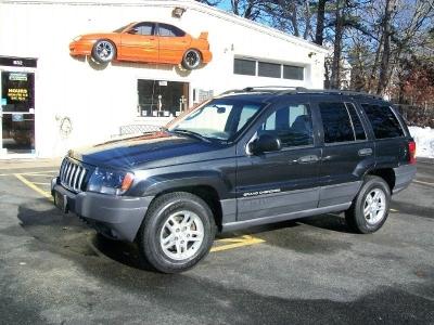 Jeep Grand Cherokee 2004