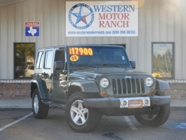 JEEP WRANGLER UNLIMI 2008