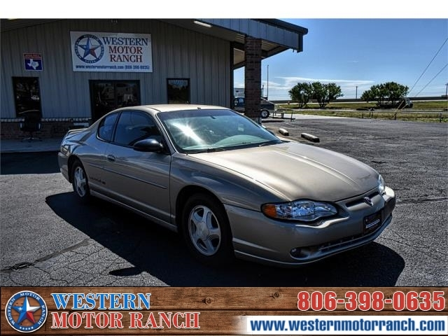 2003 Chevrolet Monte Carlo Ss Inventory Western Motor Ranch