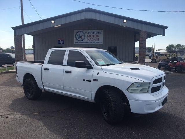 Ram 1500 2017 price $18,800